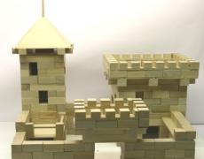 Velký dřevěný hrad