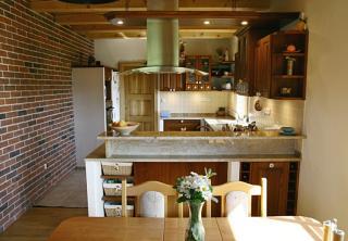Kuchyň 17: masiv Dub mořený