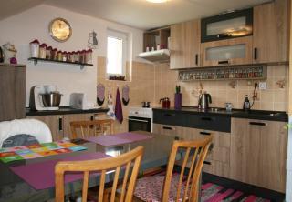 Kuchyň 24: Dub bardolino šedý / Anthracite lesk