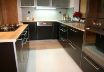 Pohled do prostoru kuchyně
