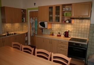 Kuchyň 8 - Přírodní buk